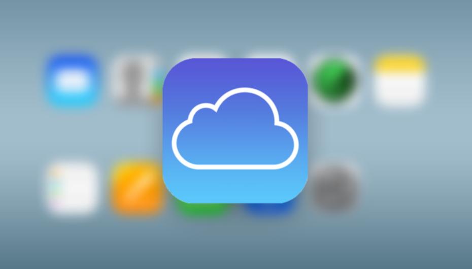 iCloud : les applications les plus utilisées