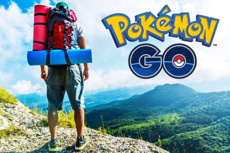 Avancer dans l'aventure Pokémon Go